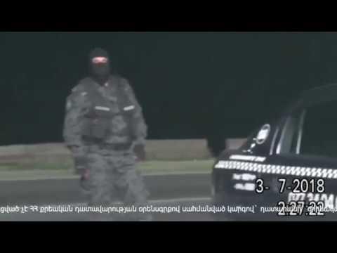 Ոստիկանությունը մանրամասներ է ներկայացնում․ Ինչու՞ է ձերբակալվել  Ծառուկյանի անվտանգության ղեկավարը