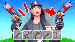 The SHADOW RUBY Challenge in Fortnite!