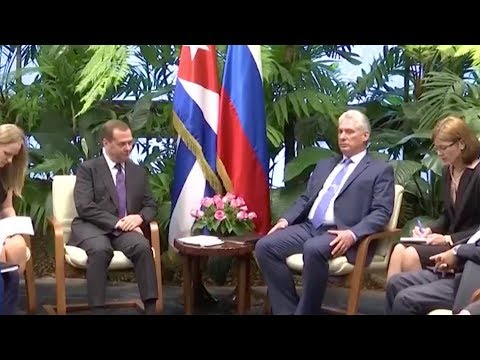 Moscow Strengthens Ties With Cuba Amid U.S. Trade Embargo