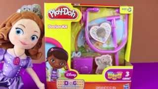 Play-Doh SOFIA THE FIRST Play Doh Playset Disney Junior