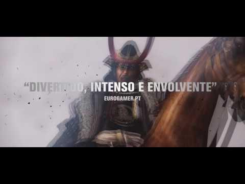 Nioh   Trailer de Lançamento   PS4