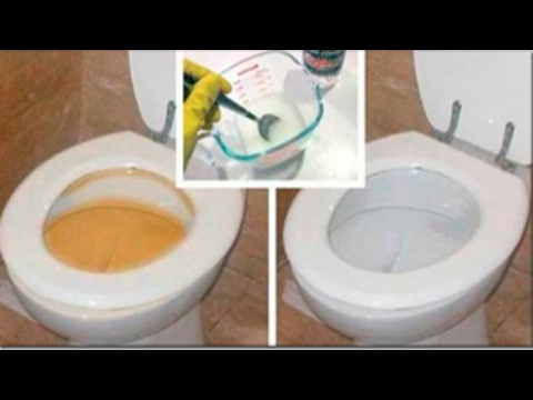 Simple Trick To Quickly Remove The Smell Of Urine In The Bathroom
