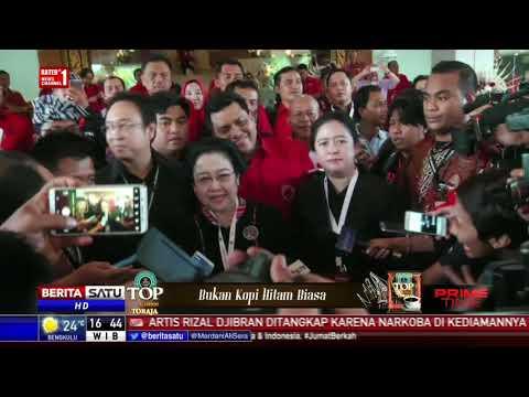 PDIP Resmi Usung Jokowi Sebagai Capres 2019
