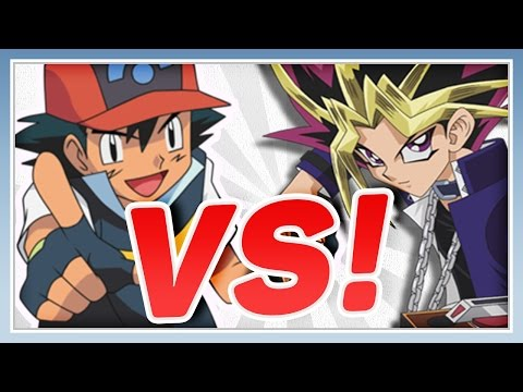 Pokemon VS Yu-Gi-Oh Which Is Better?
