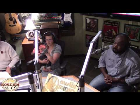Two American Heroes Get Surprised with a NEW HOME live on KOKEFM