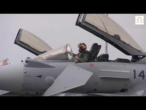 La Base Aérea de Albacete abre sus puertas al público