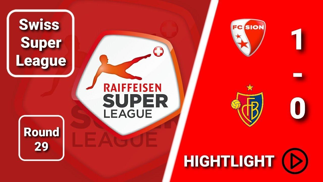Download Hightlight FC Sion 1:0 FC Basel (08-07-2020)