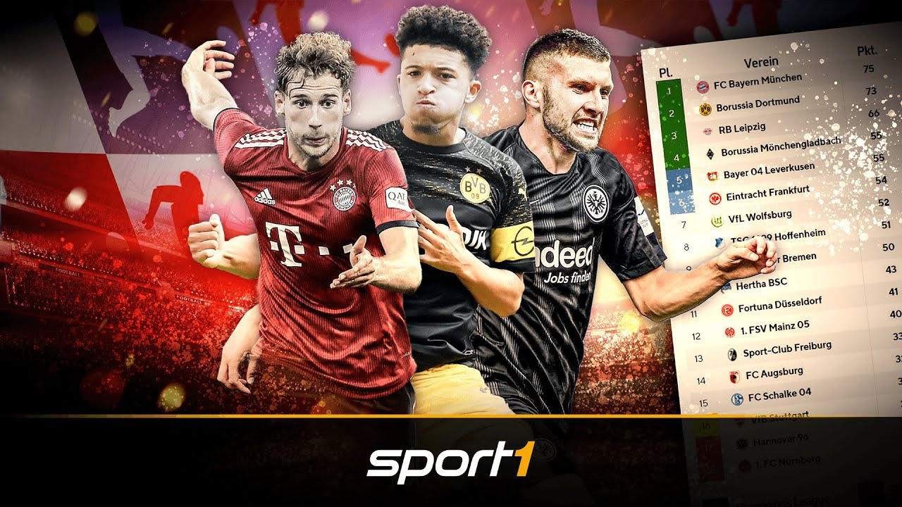 34 Spieltag Bundesliga 2021