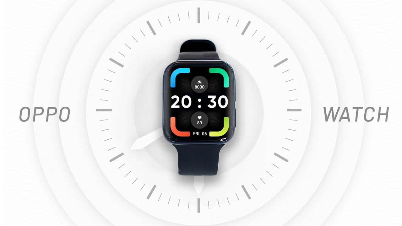Đánh giá OPPO Watch: học sinh xuất sắc của Apple Watch
