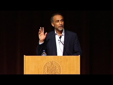 Burke Lecture: Interpreting Islam in Modern Context with Tar