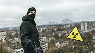 Winter Journey Across Chernobyl Exclusion Zone | Part 4