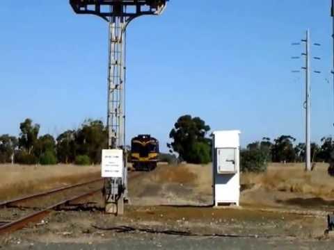 DERM 58RM at Echuca (Victoria) and Barnes (NSW). 2-5-2013