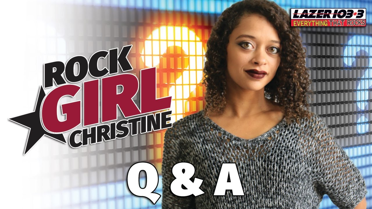 Q & A with Rock Girl Finalist Christine