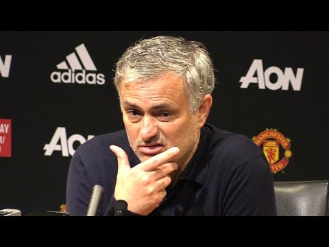 Manchester United 0-1 West Brom - Jose Mourinho Post Match Press Conference - Embargo Extras