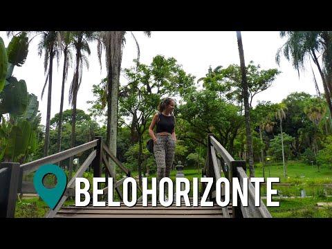 ROADTRIP AU BRÉSIL | BELO HORIZONTE POUR 2018