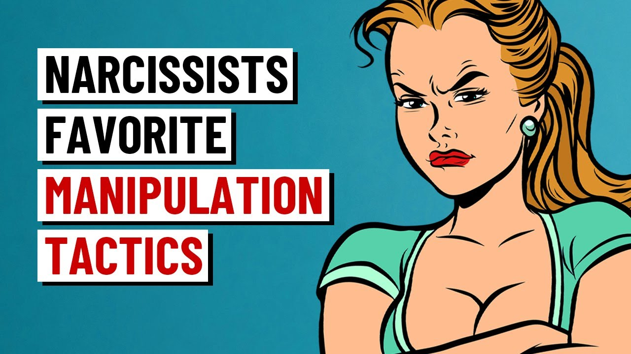 Download 13 Narcissistic Manipulation Tactics You Need To Know About