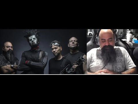"""STATIC-X's Tony Campos advised of a new """"Project Regeneration"""" album Vol.2! (interview posted)."""