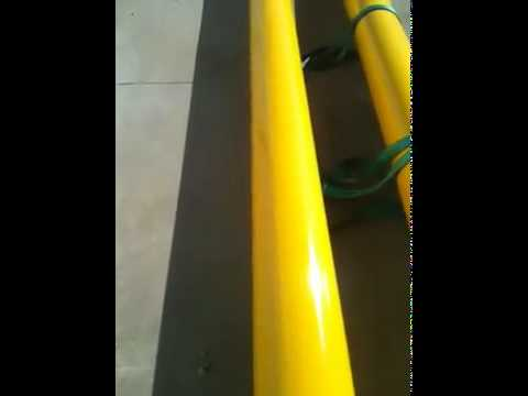 Tension Dolly cylinder for production offshore oil platform service