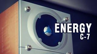 Слушаем колонки Energy с усилителями Technics, шок, видео 4К
