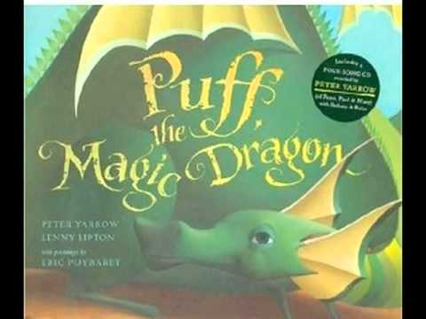 Puff The Magic Dragon – Book and CD Package +Black Friday+