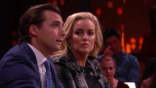 Thierry Baudet over #SorryJohan: 'Anders bedoeld' - RTL LATE NIGHT MET TWAN HUYS