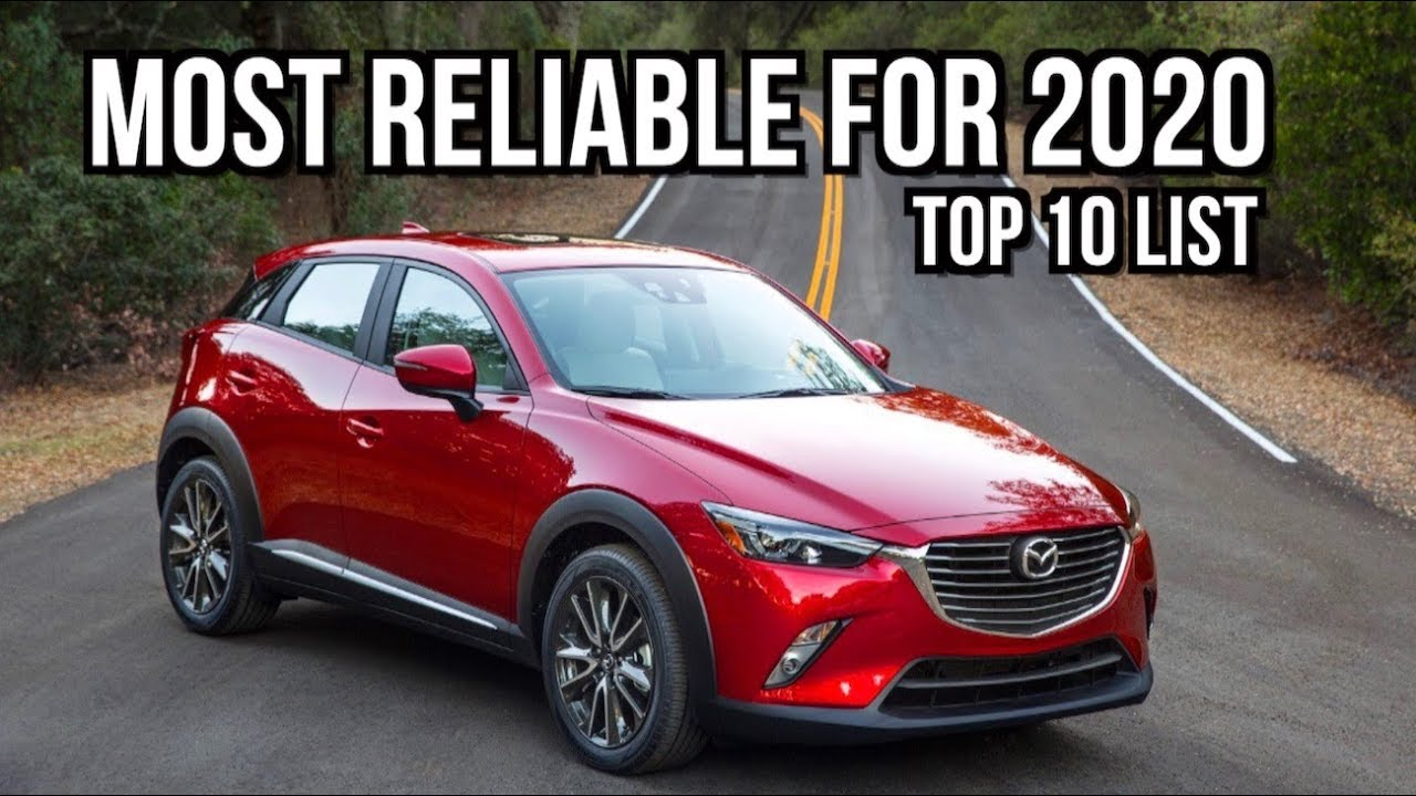 Best Selling Cars 2020.Top 10 Most Reliable Cars For 2020
