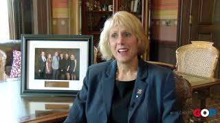 Sen. LaSata reflects on Mother's Day