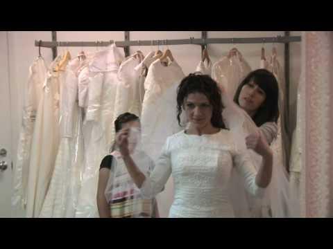 Montreal Wedding Gown Gemach