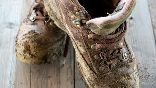 How to Clean Hiking Boots | Sunset