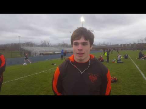 Brighton Track's Chris Seguin 4/11/17