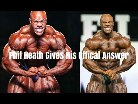 Phil Heath Will Not Compete in 2019 Mr  Olympia - BarBend