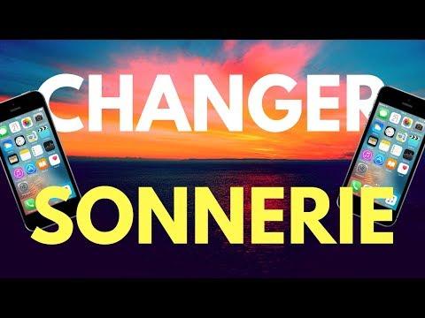 [TUTO] ► Comment Ajouter Et Changer Une Sonnerie D'iPhone (Appel Ou SMS)