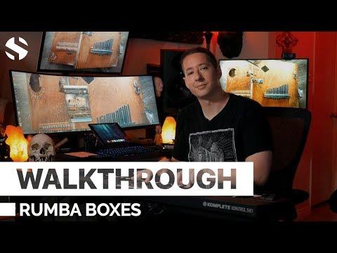 Walkthrough: Hopkin Instrumentarium: Rumba Boxes