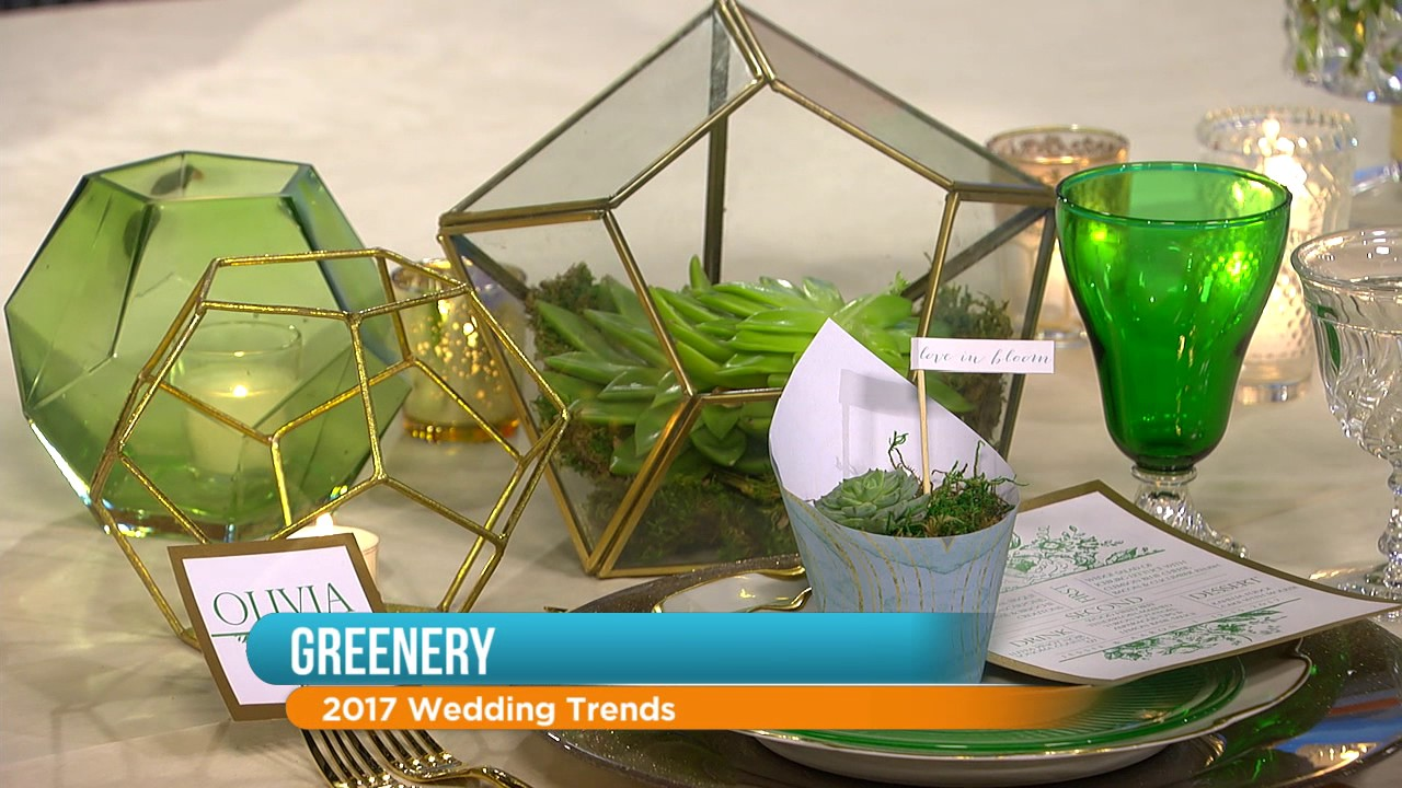 Wedding Trends of 2017
