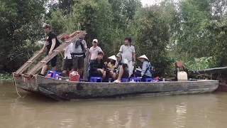 """Hậu Trường Phim """"Kẻ Ngược Dòng """"quay ở Mộc Hoá Thị Xã Kiến Tường !"""
