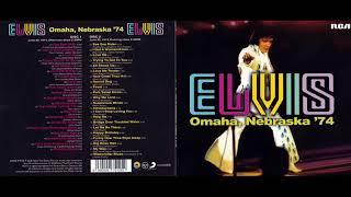 Elvis Presley Omaha, Nebraska '74 CD 1