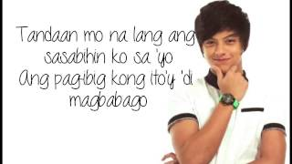 Repeat youtube video Kumusta Ka - Daniel Padilla (w/ lyrics on screen)