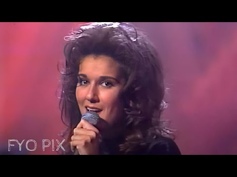 CÉLINE DION - Nothing broken but my heart (Live / En public) 1992