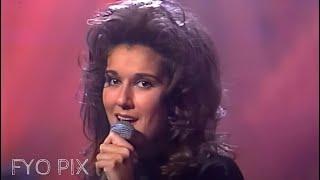 CÉLINE DION Nothing broken but my heart Live En public 1992