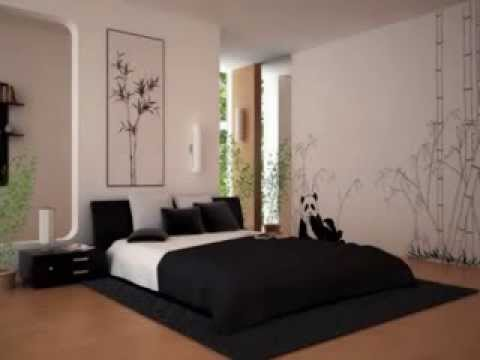 Japanese Style Bedroom Decorating Ideas YouTube Inspiration Oriental Bedroom Designs