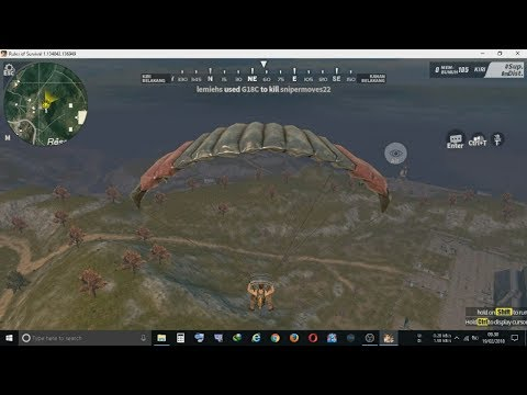 Rules of Survival PC: Test on INTEL HD GRAPHIC 3000 (Lag and Slow)