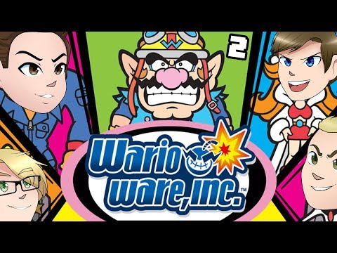 WarioWare Mega Party Games: World's Worst Card Game - EPISODE 2 - Friends Without Benefits