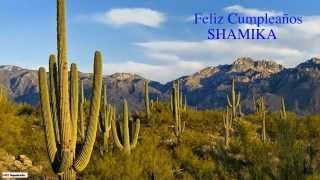Shamika   Nature & Naturaleza