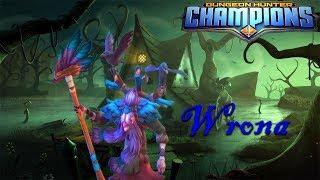 Wrona Champion Review (Dungeon Hunter Champions)