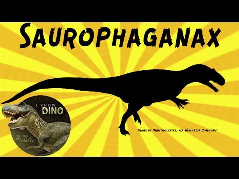 Saurophaganax: Dinosaur of the Day