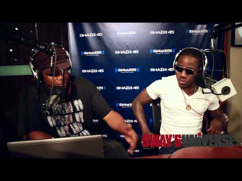 Ace Hood Speaks on Being Broke and Influencing Rappers' Careers on Sway in the Morning