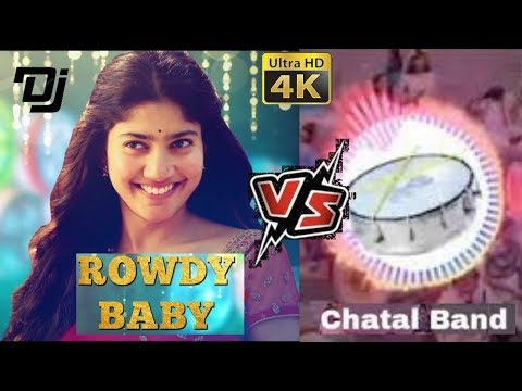 #Maari2 - Rowdy Baby Song || VS || Hyderabad Chatal Band