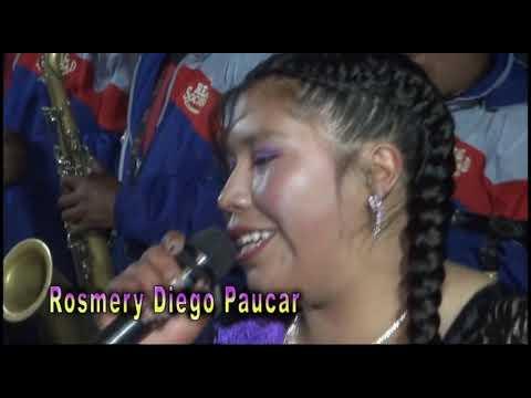ROSMERY DIEGO PAUCAR  (Concierto En Vilca  Huancavelica)