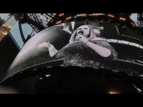 Adele London Wembley 6-29-17 Monologue I'll Be Waiting
