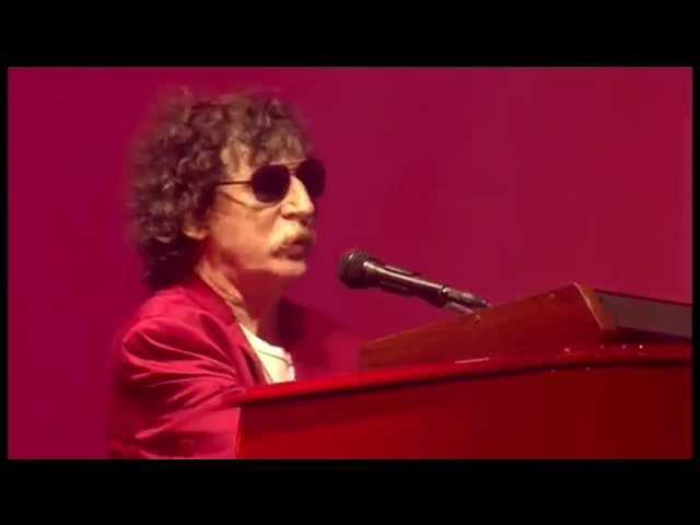 Charly García - Doctor Honoris Causa